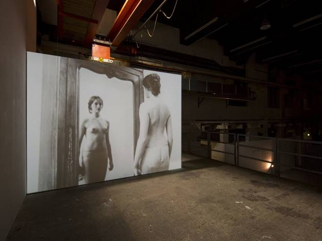 (Chantal Akerman: 'In the Mirror', 2007. Photo: David Freeman)