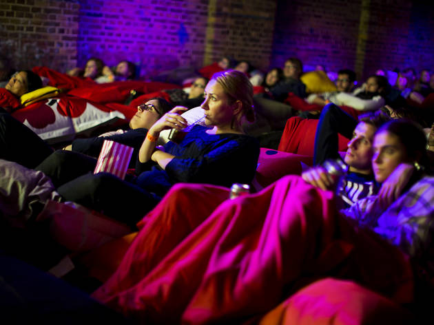 Pillow Cinema Things To Do In London
