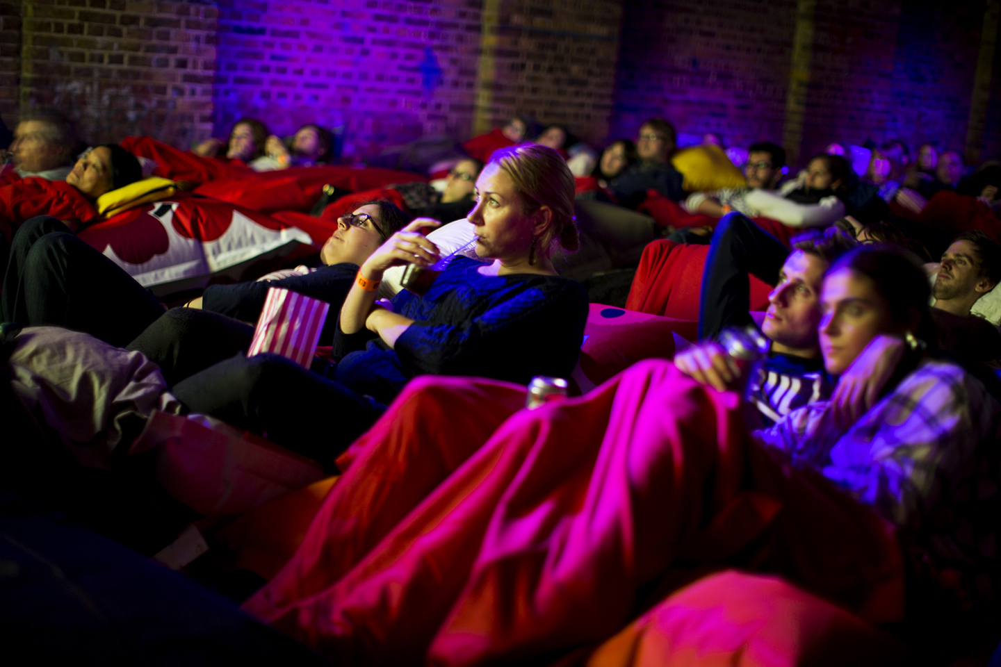 Ten London Movie Pop Ups To Try Before You Die