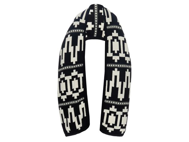 Best winter warmers: Tak Ori intarsia scarf