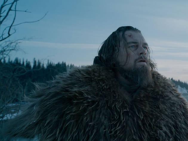 2016 movies, the revenant