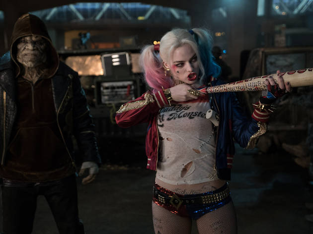 movies 2016, suicide squad