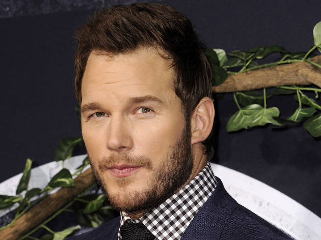 Chris Pratt explains London to Londoners, in seven amazing gifs