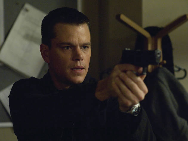 movies 2016, untitled bourne sequel, matt damon