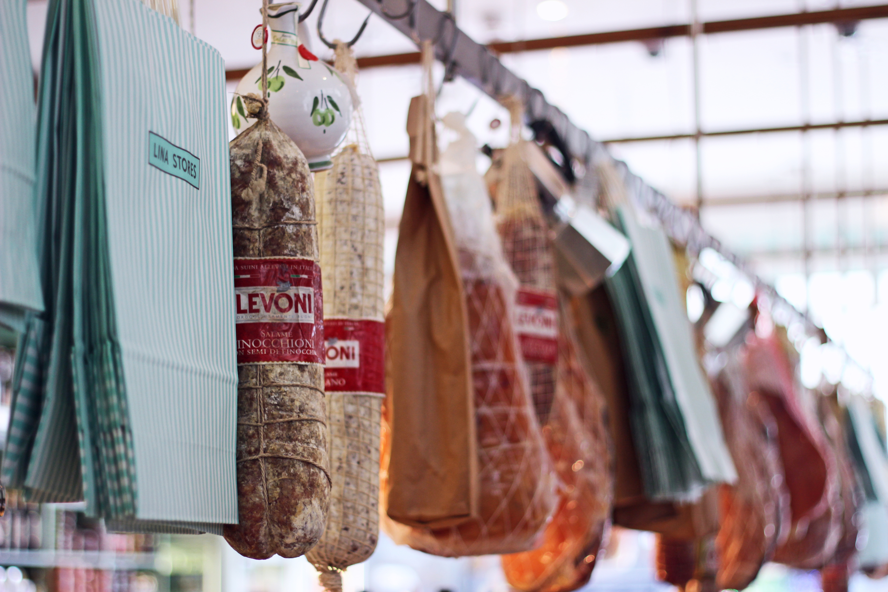 London's top ten spots for Italian charcuterie