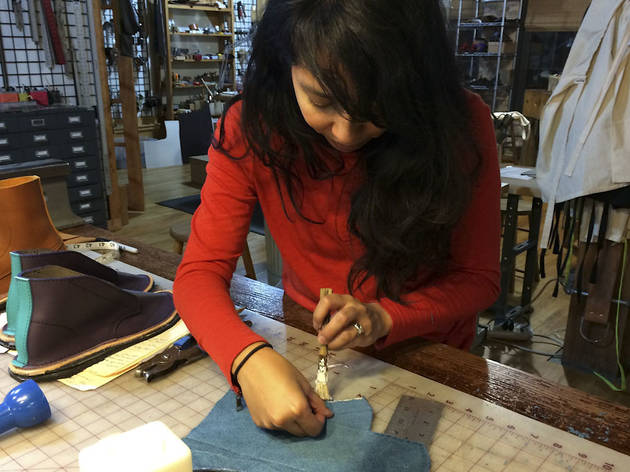 Chicago School of Shoemaking and Leather Arts: Date Night