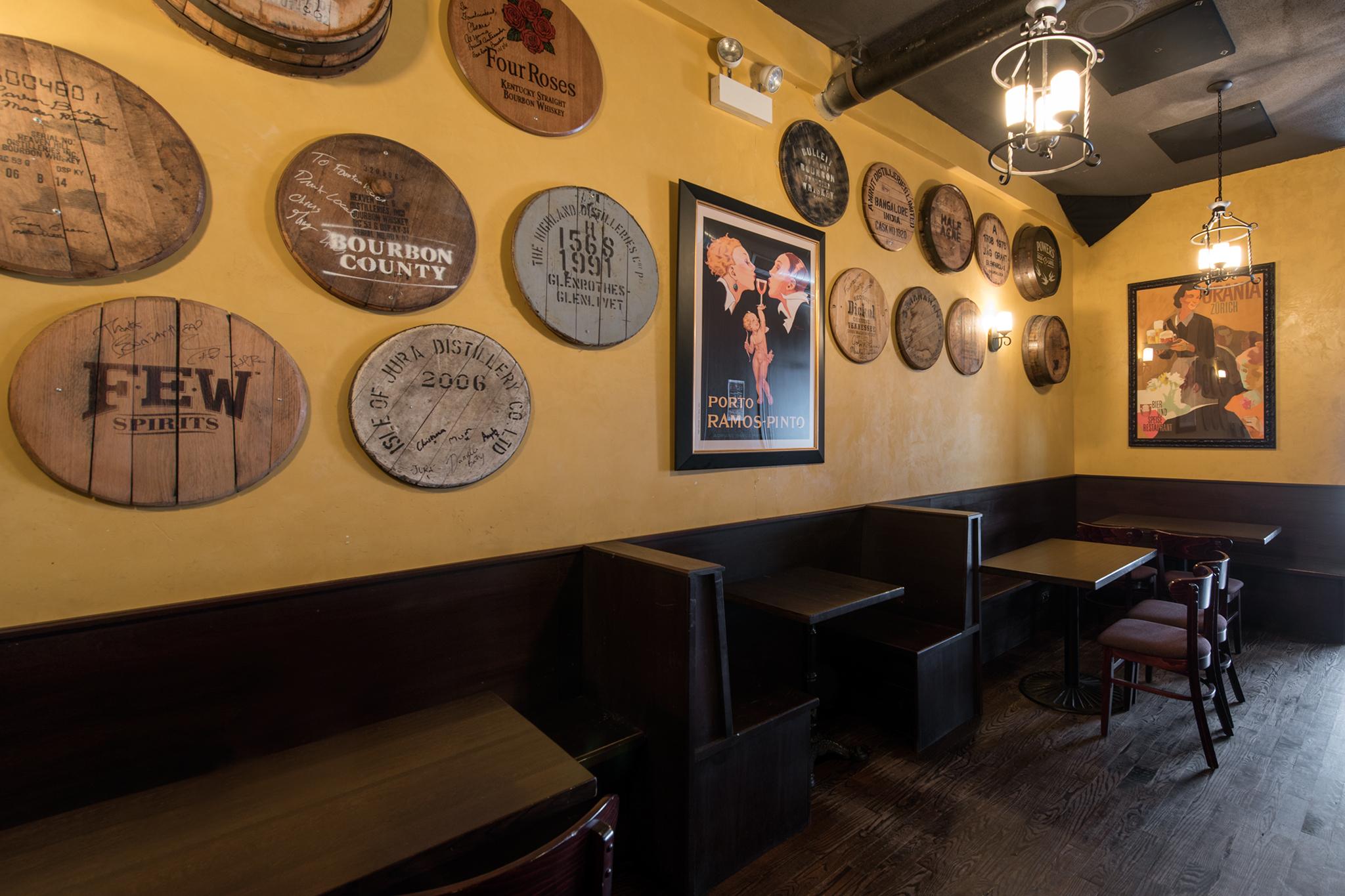 Fountainhead Barrel Room