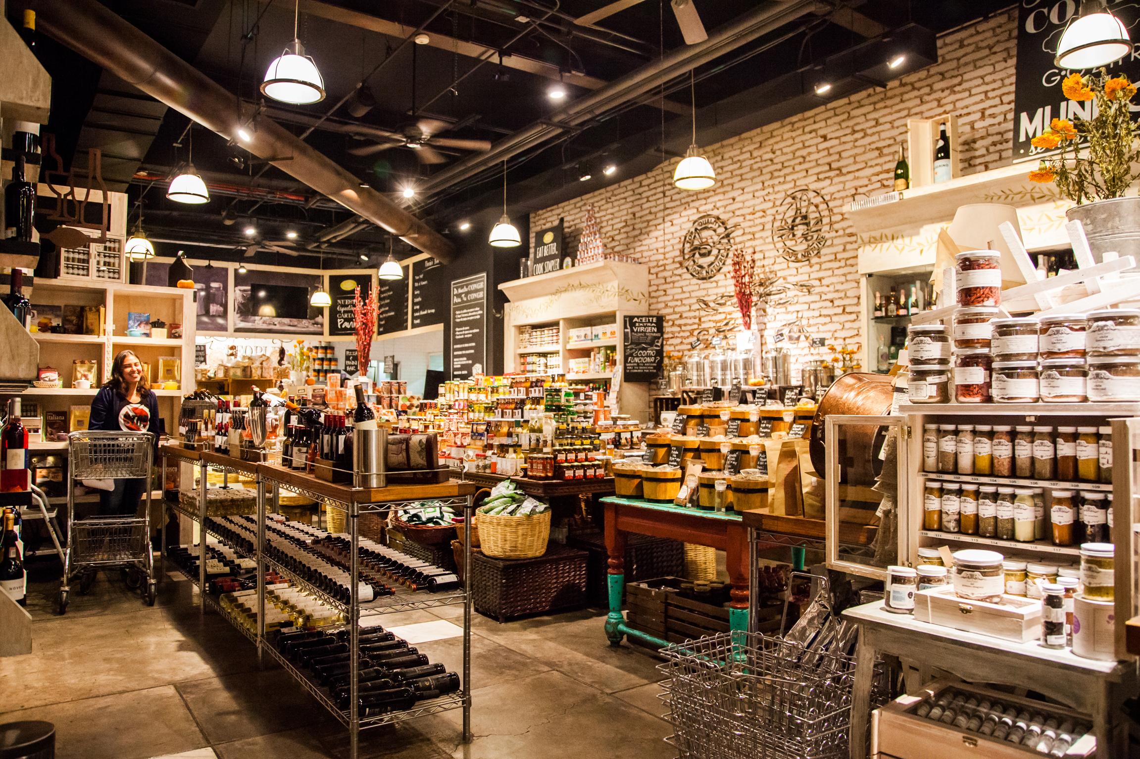 Tiendas de productos gourmet en la cdmx for Articulos para restaurantes