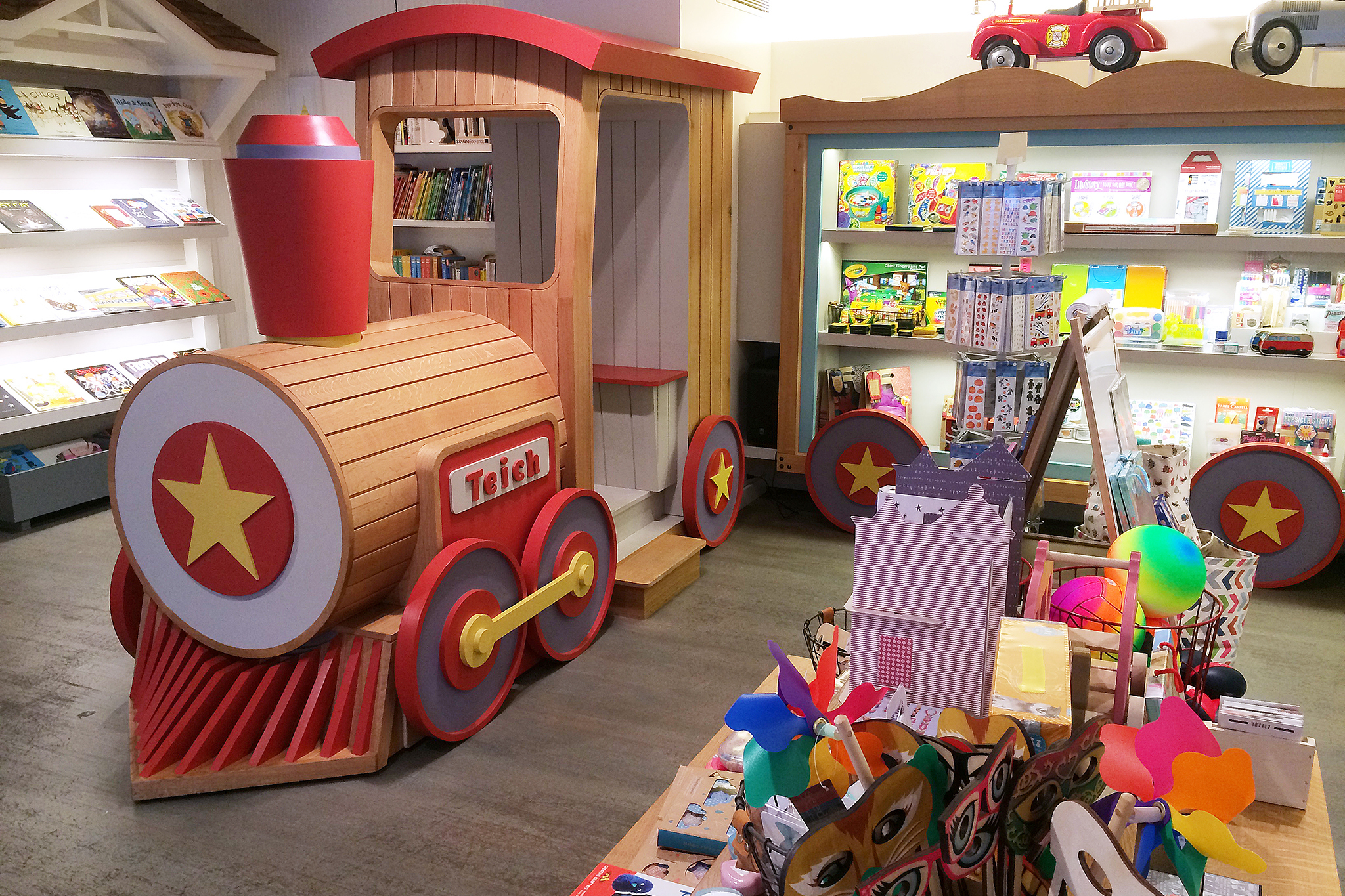The best toy stores in NYC for kids