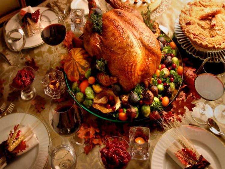 The best Thanksgiving restaurants in Los Angeles