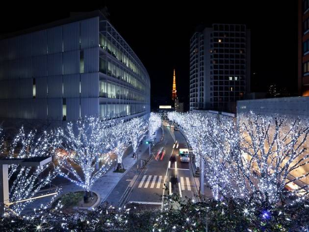 Artelligent Christmas 2016 at Roppongi Hills