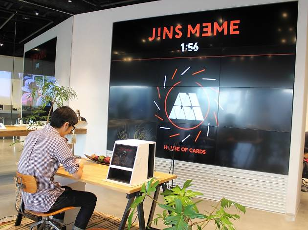JINS MEME Flagship Store 原宿