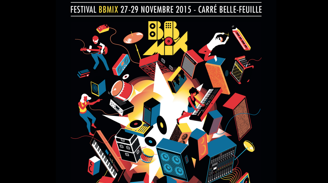 Live in Boulogne • BBMIX Festival
