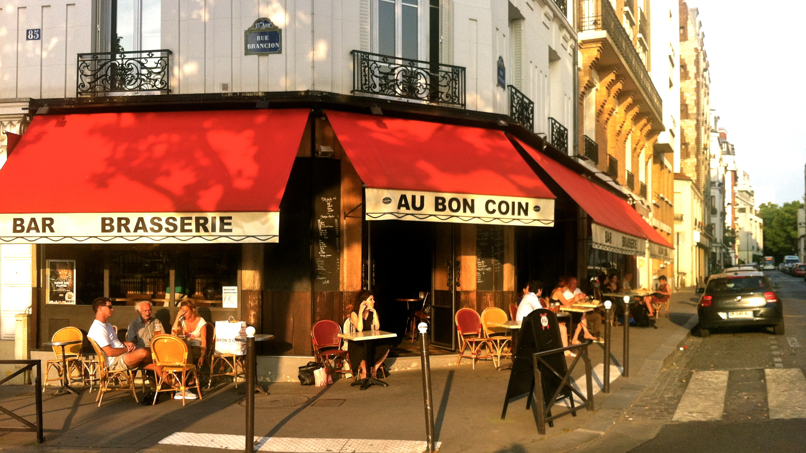 au bon coin 15e restaurants in 15 arrondissement paris. Black Bedroom Furniture Sets. Home Design Ideas