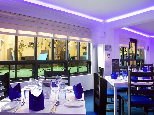 Seafish restaurant