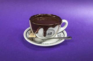 Hot damn! It's your favourite hot chocolate in London