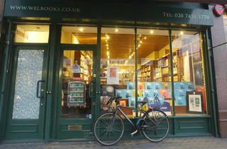 West End Lane Books Homerton 2015