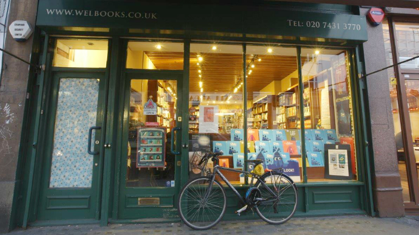 Browse: West End Lane Books