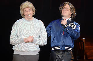 Harry Enfield and Paul Whitehouse as Smashie and Nicey