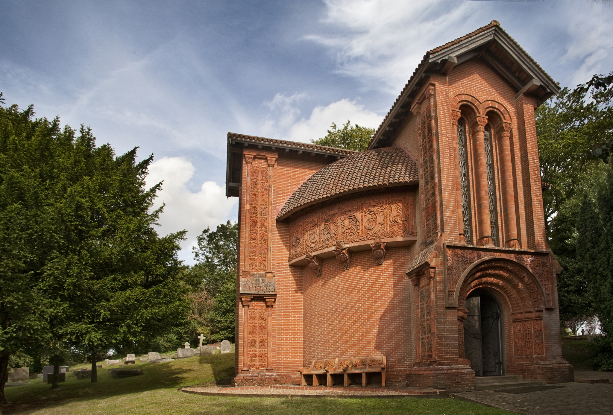 Watts Gallery Chapel