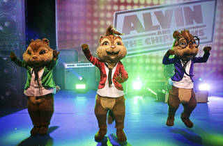 Alvin and the Chipmunks: Live on Stage!