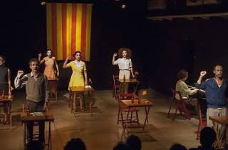 Catalunya triomfant o rellotge sense agulles