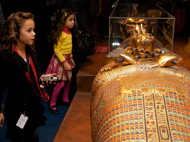 """The Discovery of King Tut"""