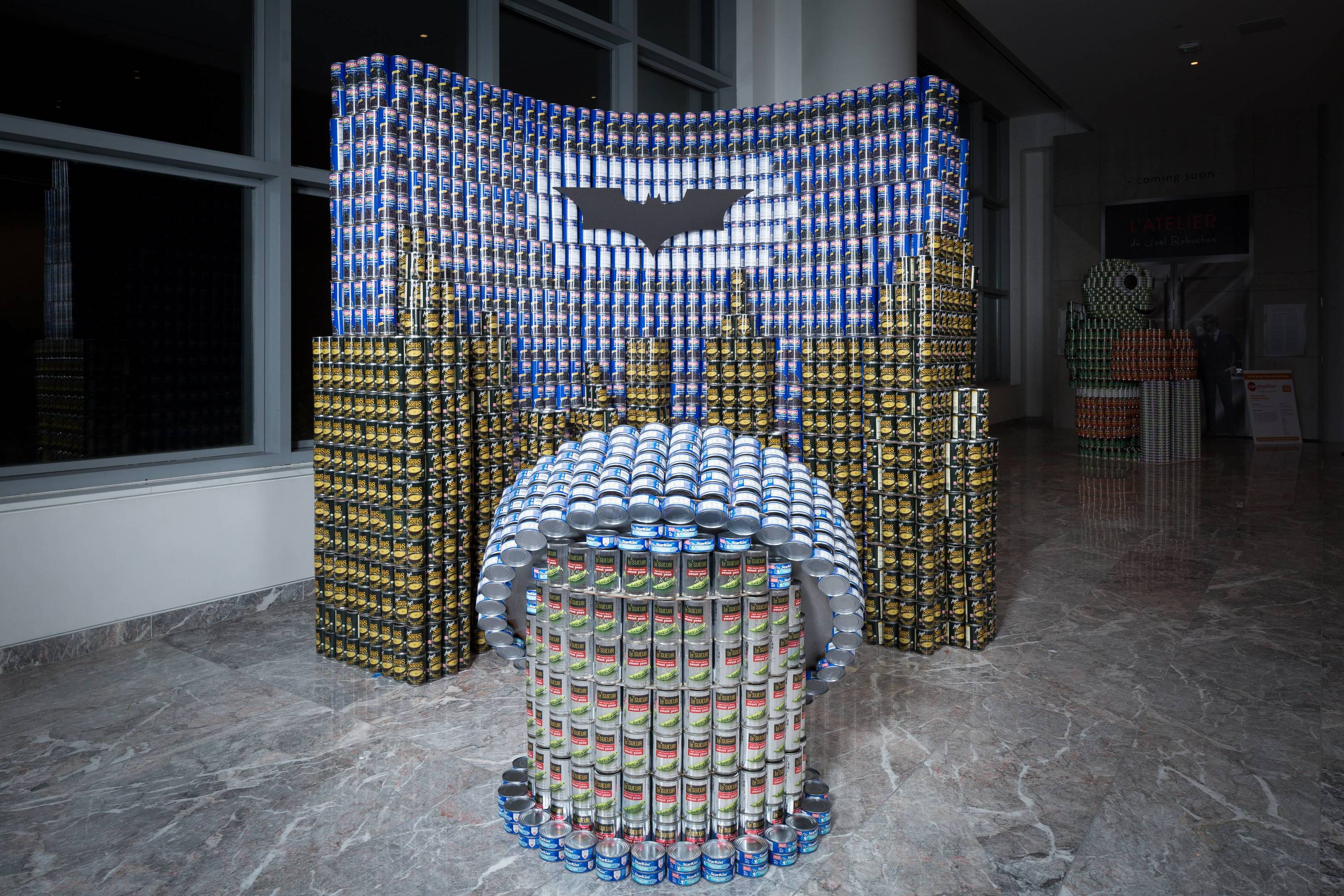 BatCAN: A Signal to End Hunger