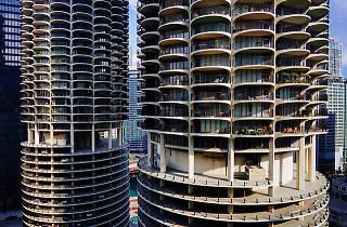 Marina City 'corncob' towers are now Chicago landmarks