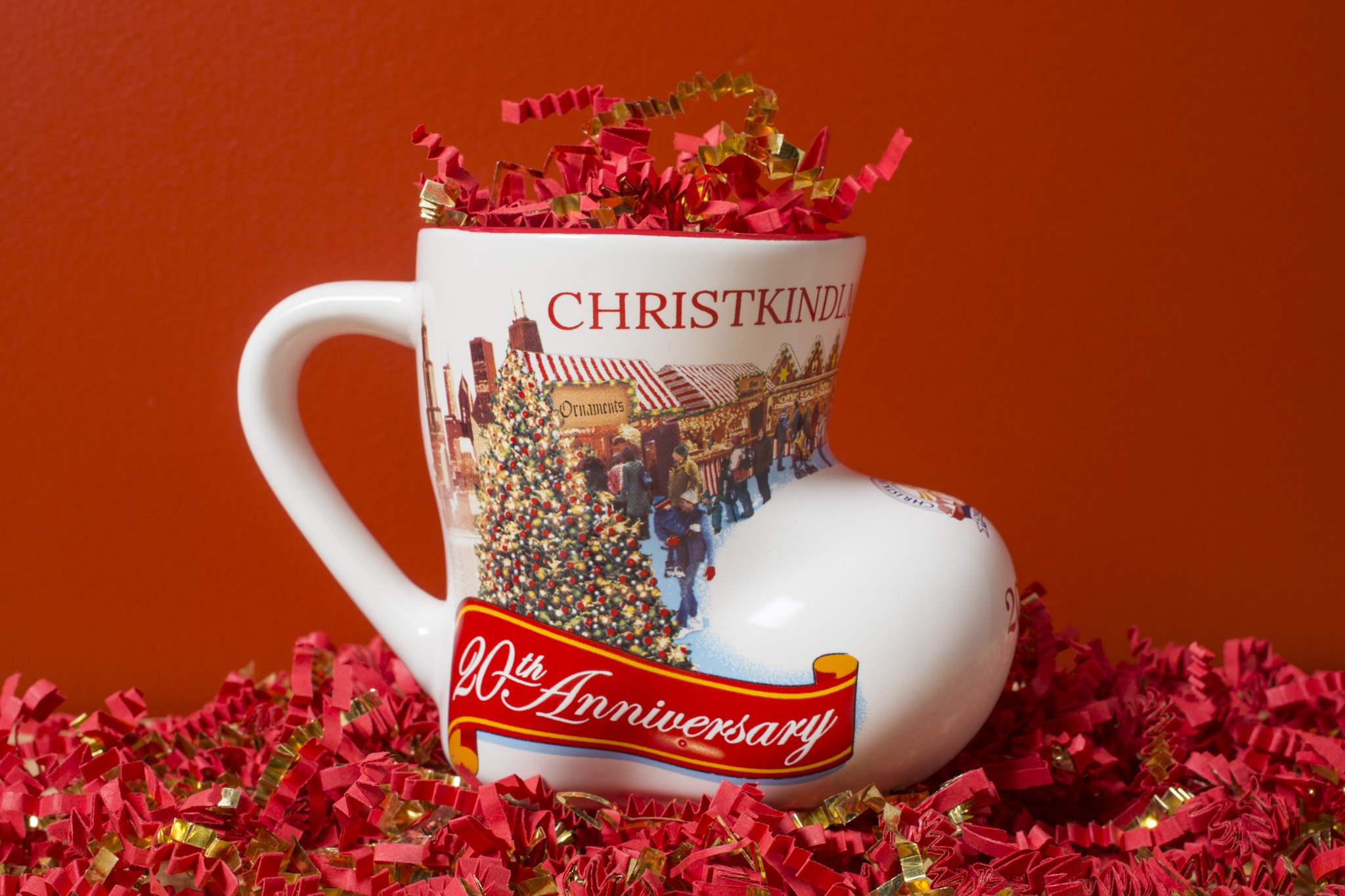 Christkindlmarket reveals its mug—and it's a boot