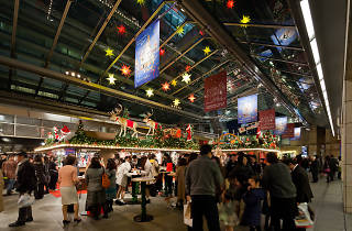 六本木ヒルズ クリスマスマーケット