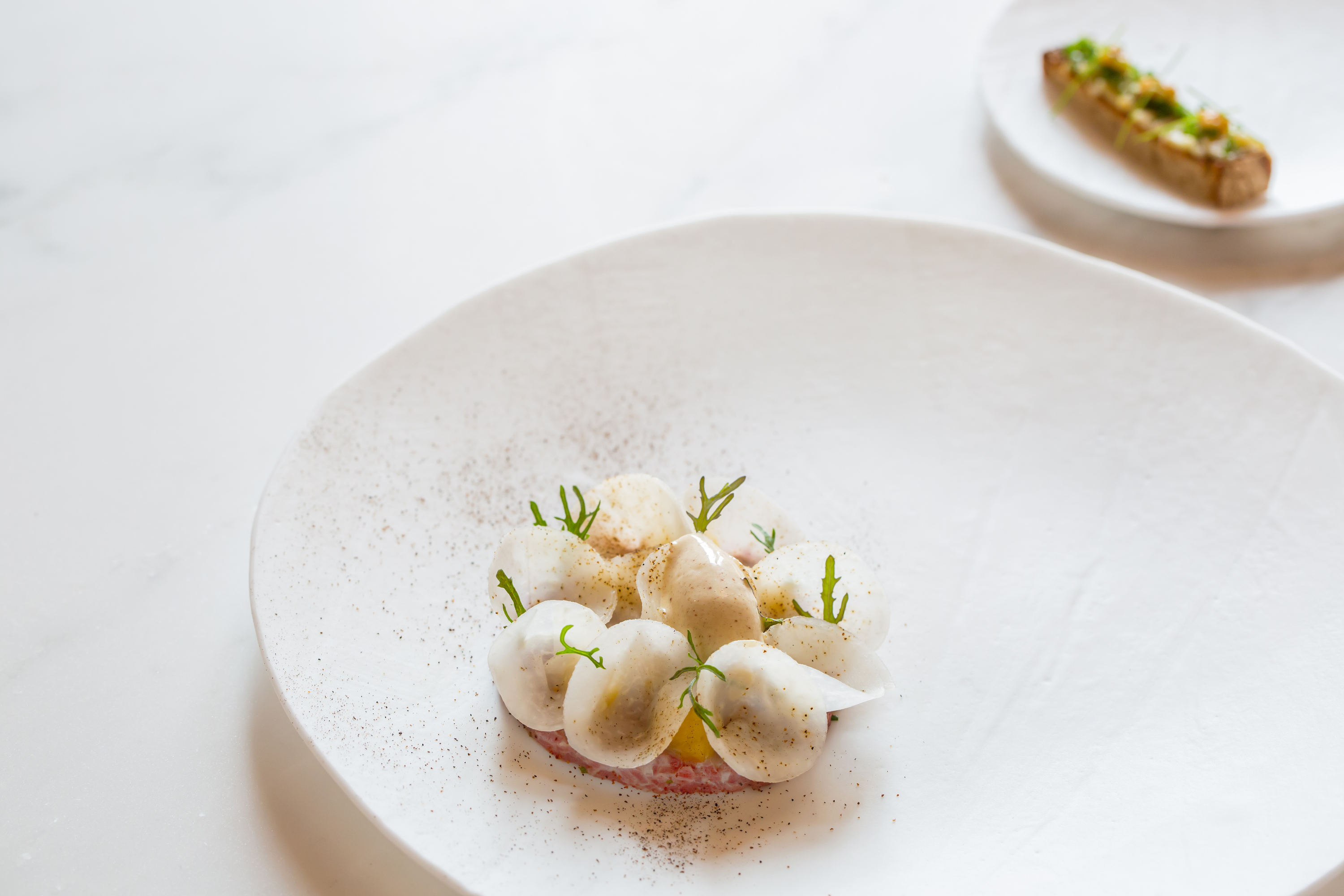 Michelin star restaurants in Singapore