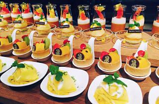 Fall In Mango at Ritz Carlton Seoul's the Ritz Bar