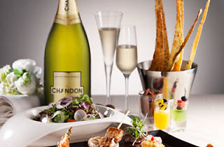 Chandon Brunch at the Sheraton Seoul D Cube City Hotel