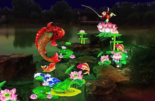 Seoul Lantern Festival 2015