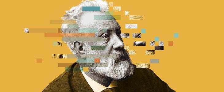 Jules Verne. The boundaries of imagination