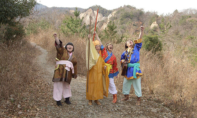 """Yoshimoto Shinkigeki Movie: """"Journey to the West"""""""