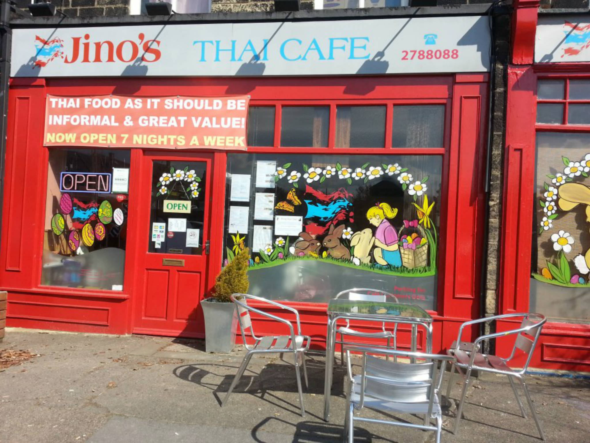 Jino's Thai Cafe