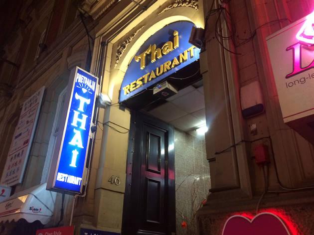 Five BYOB restaurants in Manchester