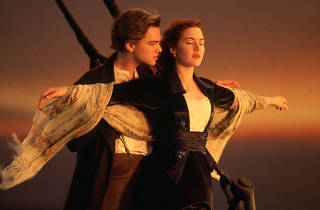 Best kissing scenes in movies, Titanic