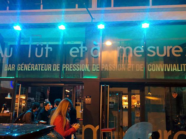 Au fût et à mesure (© ER/Time Out Paris)