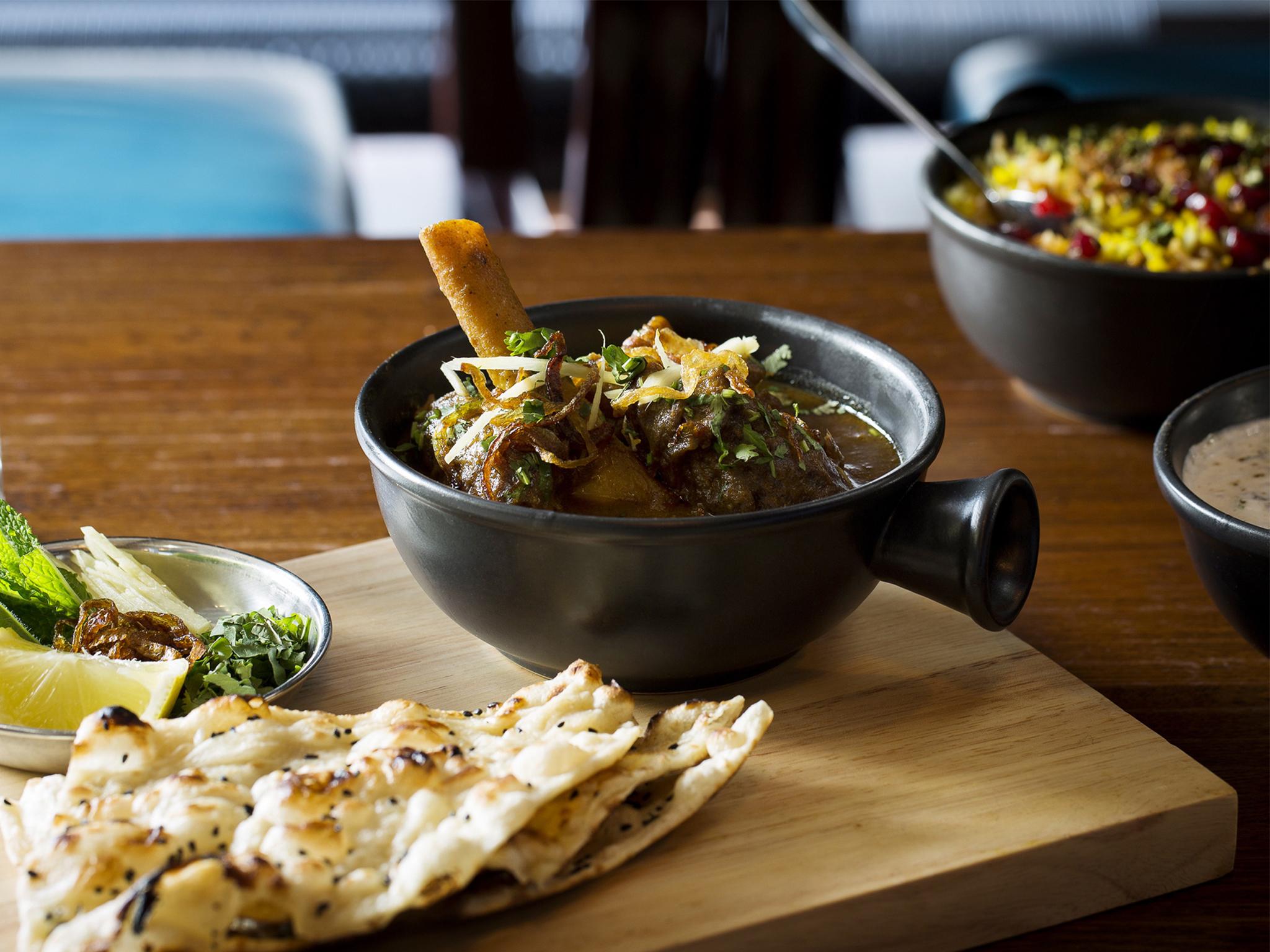 comfort food in london, Nalli Nihari at dishoom