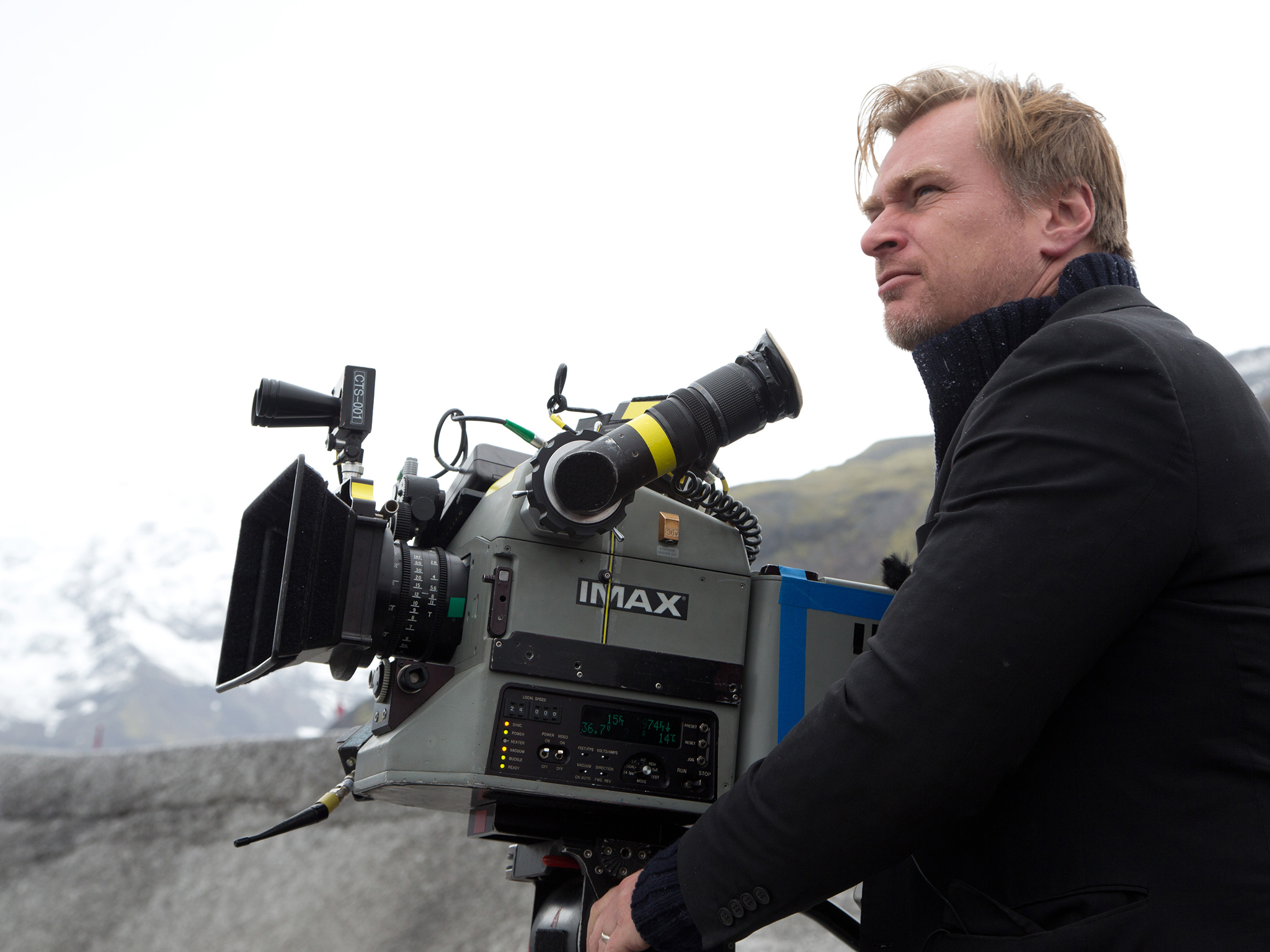 next James Bond director - Christopher Nolan