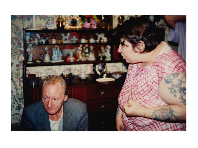 'Untitled', 1994, by Richard Billingham