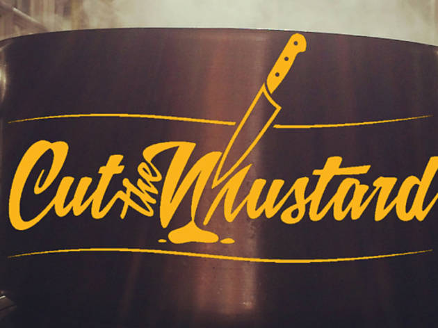 Cut the Mustard cafe Streatham 2015