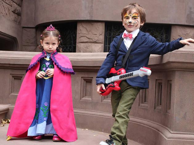 Jason (5), Diana (2), Park Slope