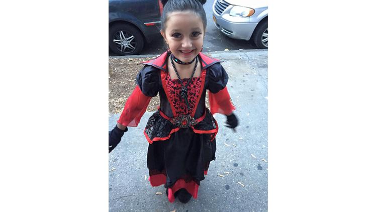 Nicole (6), Morris Park