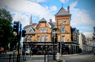The White Hart pub Crystal Palace 2015