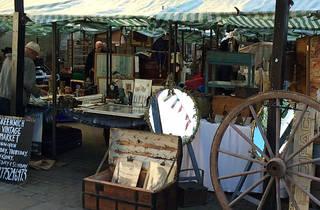 Greenwich vintage market 2015