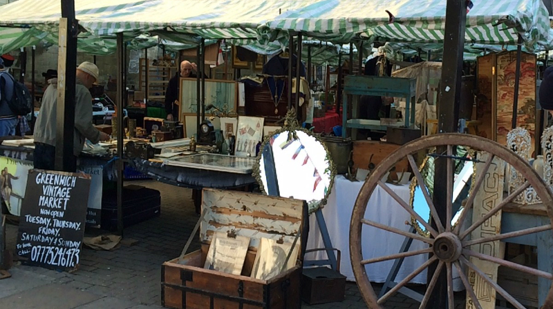 The Greenwich Vintage Market